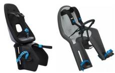 Rear or front child seat bike